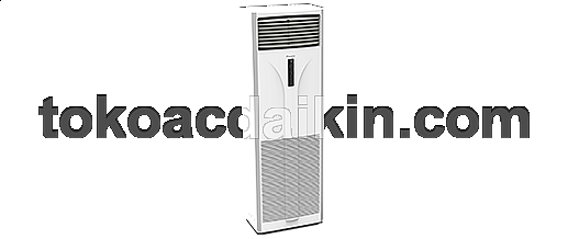 AC DAIKIN FLOOR STANDING HIGH STATIC R410