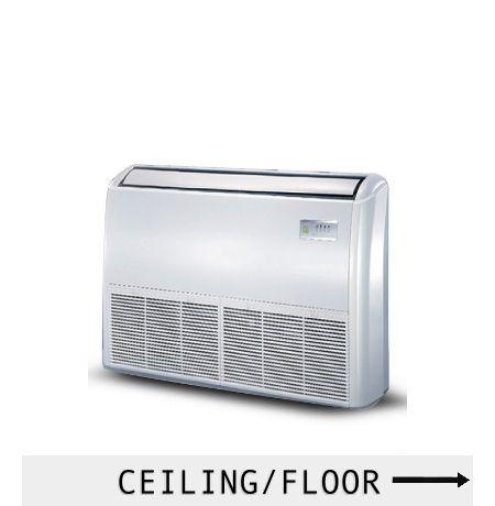 Air conditioner ceiling Midea memberikan solusi pendinginan ruangan dengan aliran udara yang dingin dan nyaman