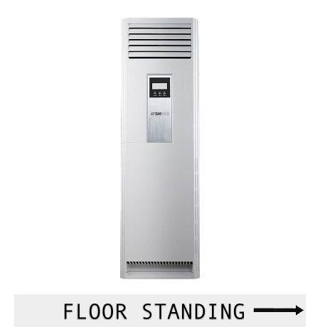 AC FLOOR STANDING