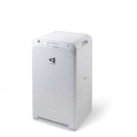 MC55UVM6 Penyaringan dengan sistem Double Method tanpa ada fitur kontrol kelembapan