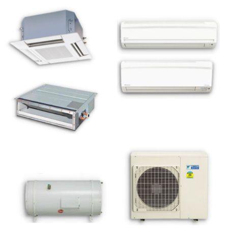 Bayangkan AC yang dapat menghasilkan air hangat. Daikin dapat mewujudkannya dengan menciptakan AC yang inovatif dapat menghasilkan air panas menggunakan panas yang dibuang dari hasil p