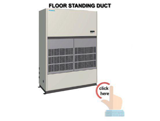 DAIKIN FLOOR STANDING DUCT