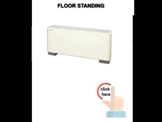 DAIKIN FLOOR STANDING